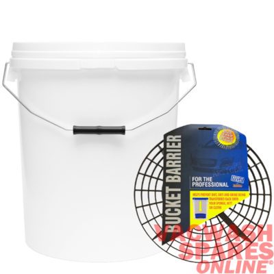 20 Litre Bucket & Barrier
