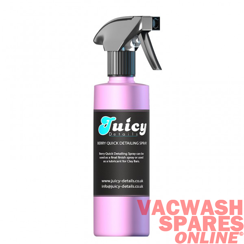 Juicy Details Berry Quick Detailing Spray