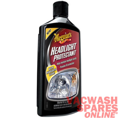 meguiars headlight protectant