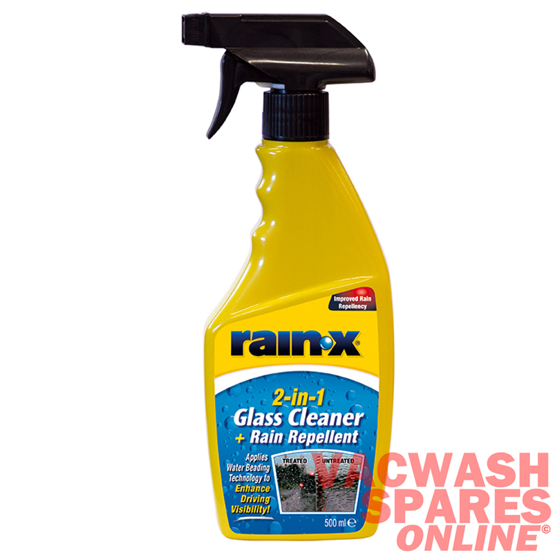 Rain X 2in1 Glass Cleaner & Rain Repellent