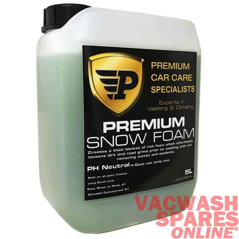 Premium Car Care Specialists pH Neutral Snow Foam