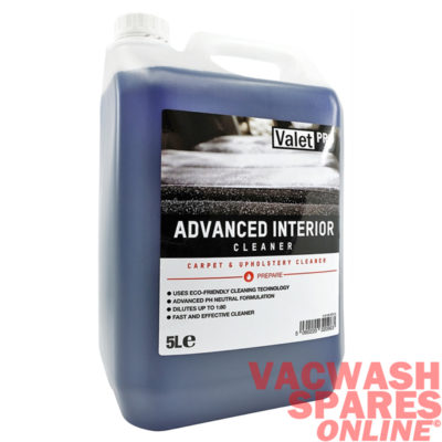 ValetPro Advanced Interior Cleaner 5 Litre
