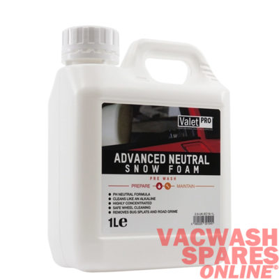 ValetPro Advanced pH Neutral Snow Foam 1 LitreSnow Foam 1 Litre