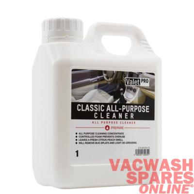 ValetPro Classic All Purpose Cleaner 1 Litre
