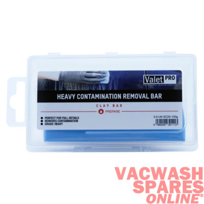 ValetPro Blue Heavy Contamination Bar 100g