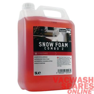 ValetPro Snow Foam Combo 2 - 5 Litre