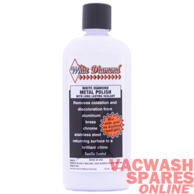 White Diamond Metal Polish & Sealant