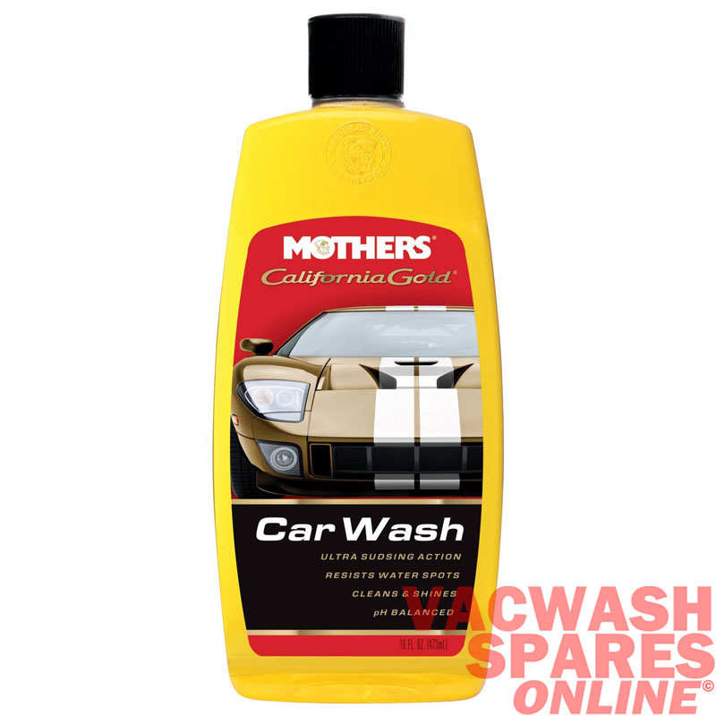 mothers california gold car wash