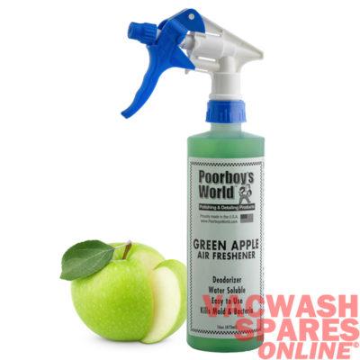 Poorboys World Green Apple Scent Spray Air Freshener 473ml