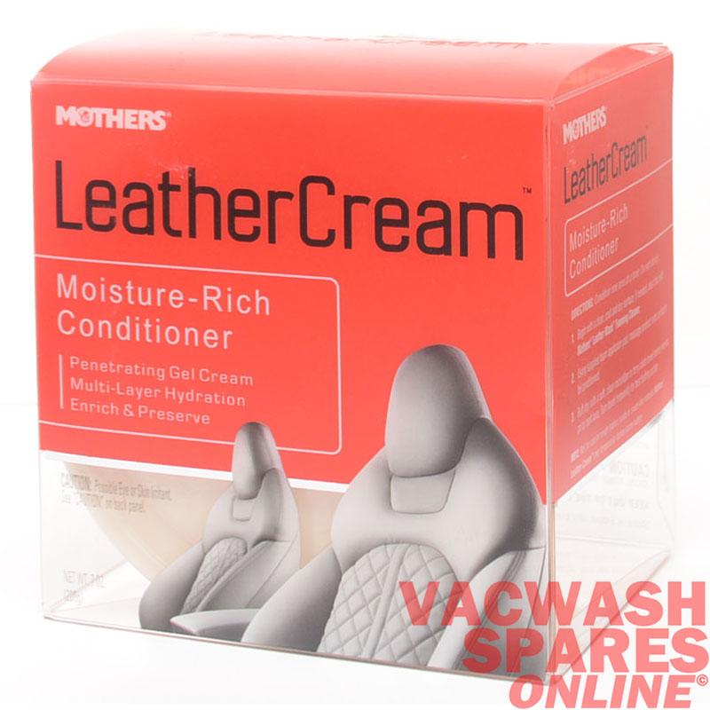 mothers leather cream