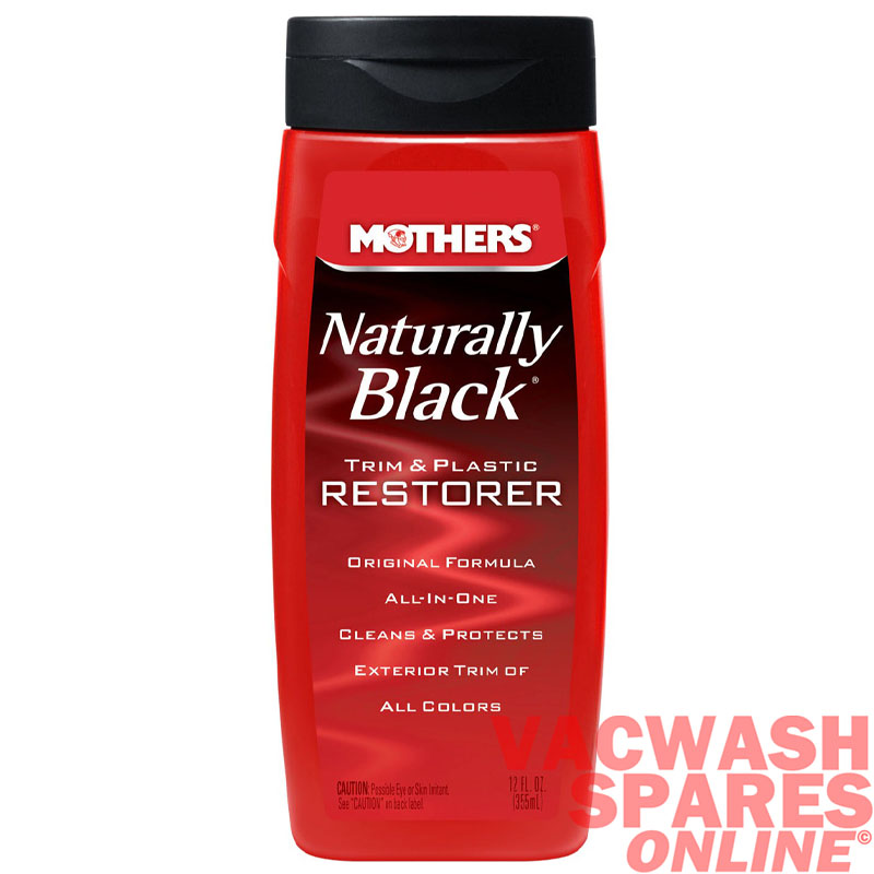 Naturally Black Trim & Plastic Restorer