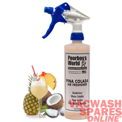 Poorboys World Pina Colada Scent Spray Air Freshener 473ml