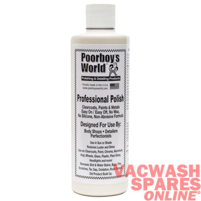 Poorboys World Professional Polish 473ml