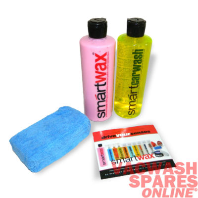 Smartwax Exterior Kit Wax & Carwash