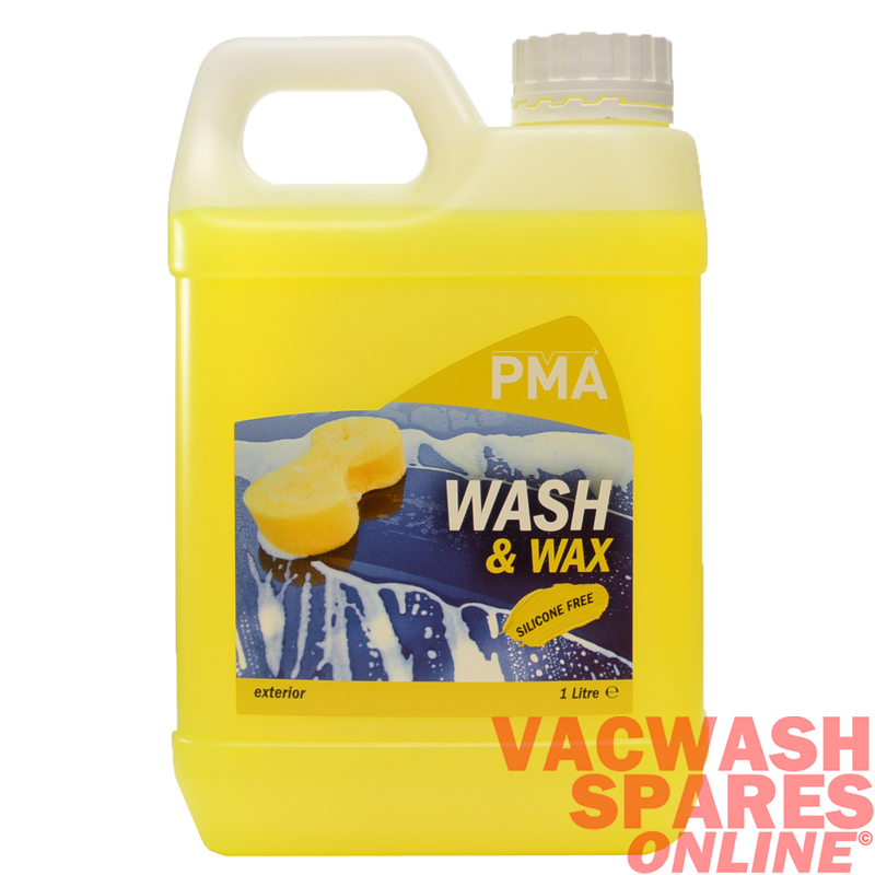 PMA Valeting Wash & Wax