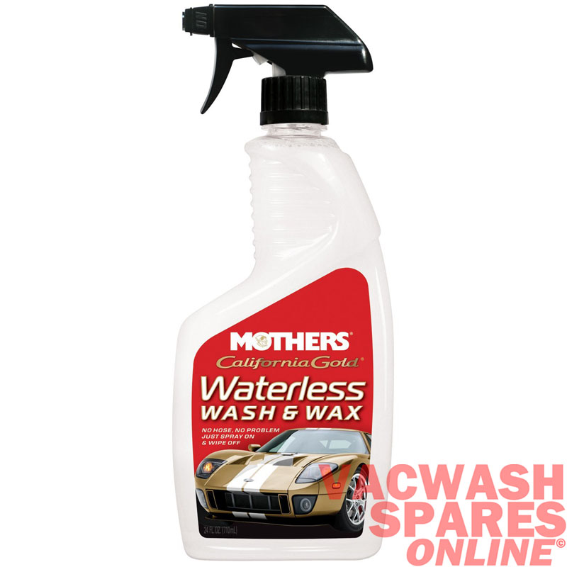 Mothers California Gold Waterless Wash & Wax