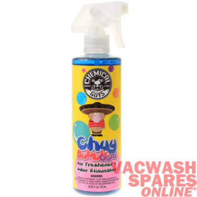 Chemical Guys Chuy Bubblegum Air Freshener 16oz