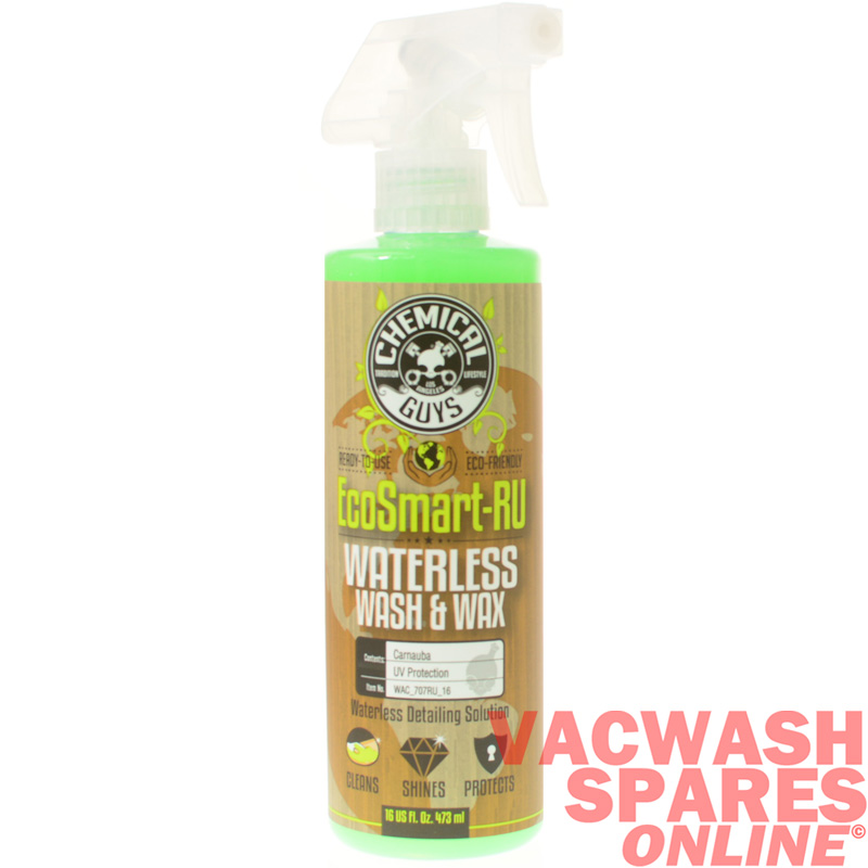 Chemical Guys Ecosmart Waterless Wash Vacwash Spares Online