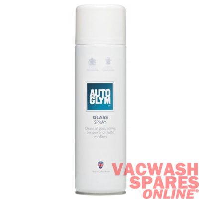 Autoglym Glass Cleaning Spray Aerosol