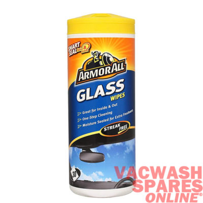 Armor All Glass Cleaning Wipes