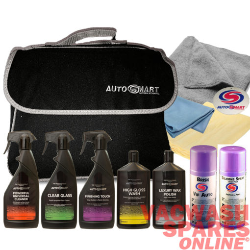 Autosmart Valeting And Cleaning Collection Kit Bag