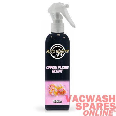 Macs Auto Scents Candy Floss Air Freshener & Odour Eliminator Bottle