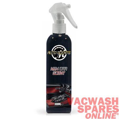 Macs Auto Scents New Car Air Freshener & Odour Eliminator Bottle