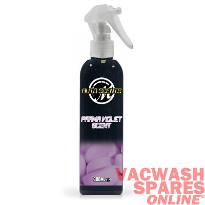 Macs Auto Scents Parma Violet Air Freshener & Odour Eliminator Bottle