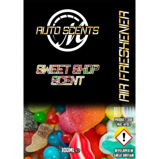 Macs Auto Scents Sweet Shop Air Freshener & Odour Eliminator