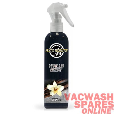 Macs Auto Scents Vanilla Air Freshener & Odour Eliminator Bottle
